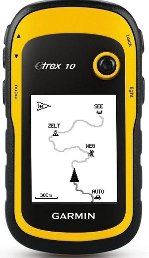 Garmin eTrex 10 Handheld GPS, best handheld gps