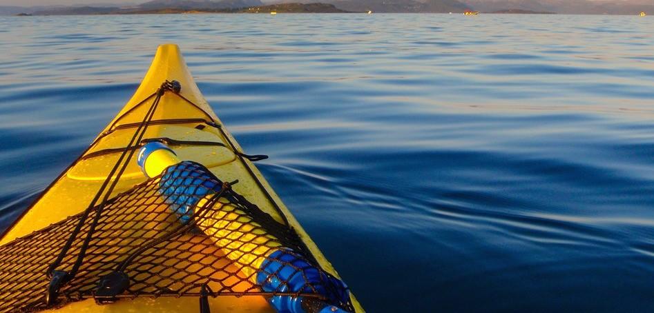 Health benefits of kayaking
