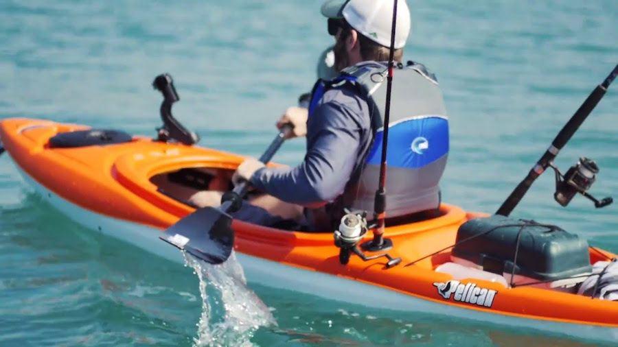 Pelican Summit 100x Kayak Review