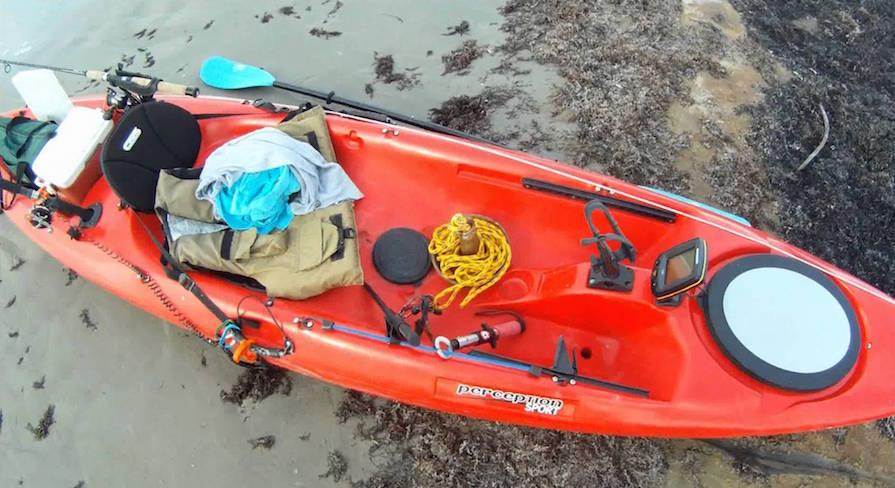 Perception Pescador 12' Kayak