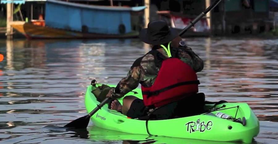 Perception Tribe 11.5 Kayak Review