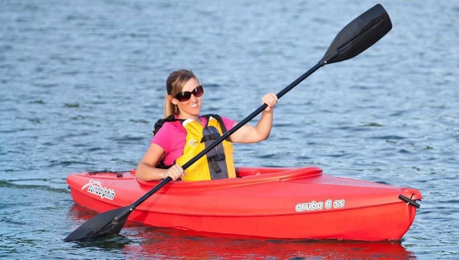 Sun Dolphin Aruba SS Kayak