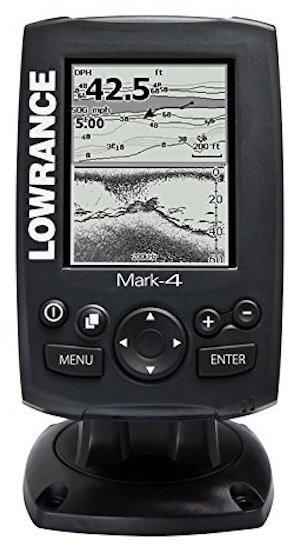Lowrance Mark 4 Chirp Fishfinder