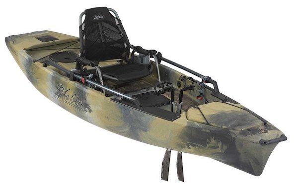 Best Pedal Kayak Picks for Fishing in 2019: Top-Sellers Sure
