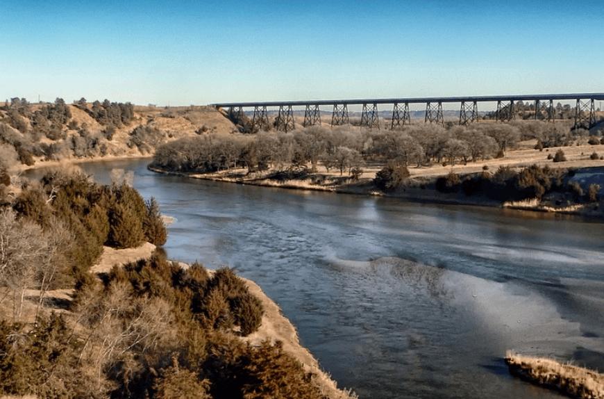 Valentine, Nebraska River